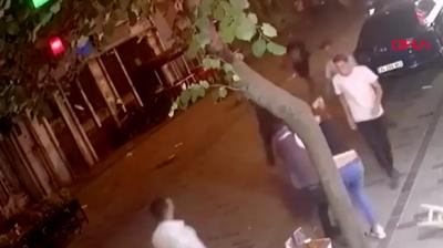 Kapkaççıyı gazeteci yakaladı