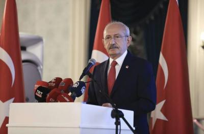 Kılıçdaroğlu'ndan doğalgaza gelen yüzde 15'lik zamma tepki