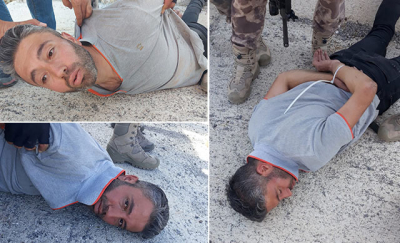 Konya'da 7 kişiyi öldüren zanlı yakalandı