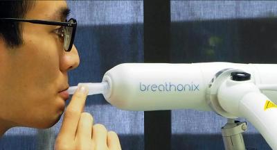 Koronavirüsü bir dakikada tespit eden nefes testinin kullanımı onaylandı