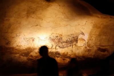 Mağara ressamları 'yaratıcılık için' kendilerini oksijensiz bırakmış
