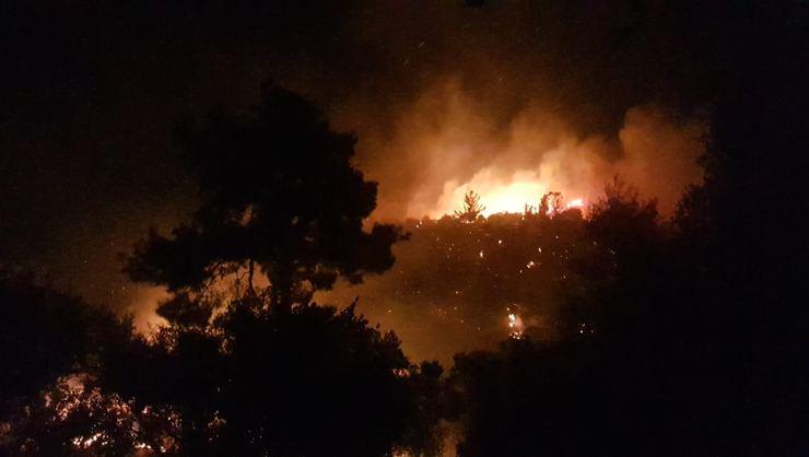 Meteoroloji: Orman yangınlarıyla mücadele eden Antalya'ya yağış bekleniyor