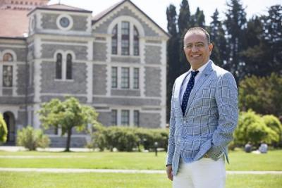 Melih Bulu'nun yardımcısı, Boğaziçi Üniversitesi'nde rektör adayı oldu