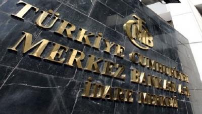 Merkez Bankası, yılsonu enflasyon tahminini yüzde 14.1'e çıkardı