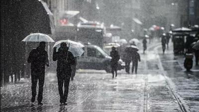 Meteoroloji: Kuvvetli yağış geliyor