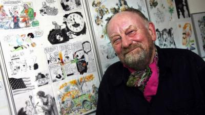 'Muhammed Peygamber' karikatürlerinin çizeri hayatını kaybetti