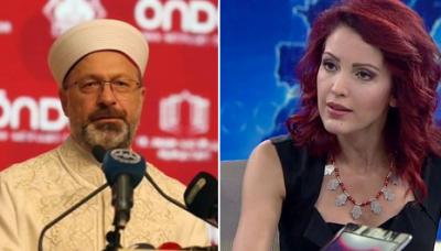 Nagehan Alçı: Ali Erbaş neden böyle açıklamalar yapıyor?