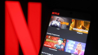 Netflix'in hisseleri yüzde 11 düştü