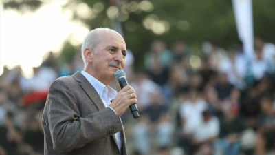 Numan Kurtulmuş: Z kuşağında birinci parti açık ara AK Parti