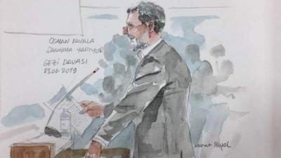 Osman Kavala'nın 6 Ağustos'taki duruşması iptal edildi