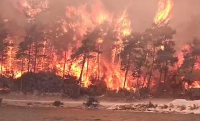 Türkiye 3 gündür yanıyor!
