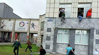 Perm Devlet Üniversitesi'nde silahlı saldırı: 8 kişi hayatını kaybetti