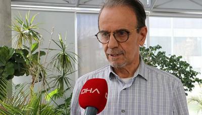 Prof. Dr. Mehmet Ceyhan: Burnu akan çocuk koronavirüs olabilir