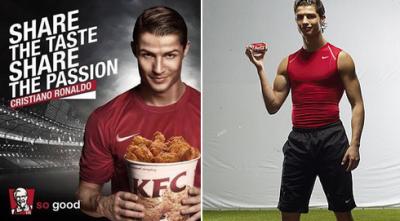 Ronaldo'ya 'iki yüzlülük' eleştirisi: 'Geçmişte Coca-Cola'nın reklamlarında oynadı'