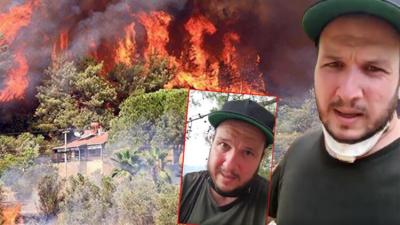 Şahan Gökbakar'ın videolarının gelirleri yangın mağdurlarına gidecek