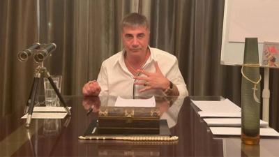 Sedat Peker'in kapatılan İnstagram hesabı geri açıldı