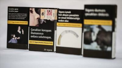 Sigara paketlerinde değişiklik