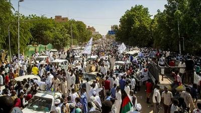 Sudan'da darbe karşıtı protestolarda ölü sayısı 7'ye yükseldi