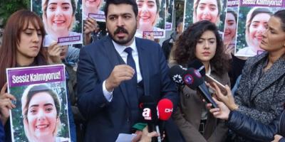 Şule Çet davasının avukatı Umur Yıldırım'a kadına şiddet soruşturması