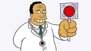 The Simpsons'ın siyahi doktorunu siyahi bir oyuncu seslendirecek