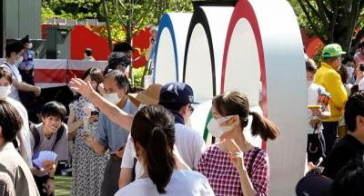 Tokyo Olimpiyatları'nda Kovid-19'a yakalananların sayısı 193'e çıktı