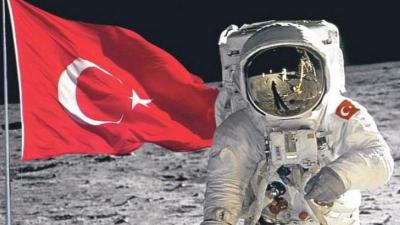 'Türk astronotu uzaya göndermek için ABD ve Rusya ile görüşüyoruz'