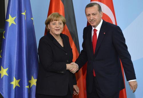 Almanya ABD ilişkileri gerildi!