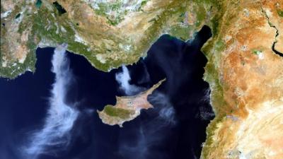 Türkiye'deki yangınlar AB uydusundan görüntülendi