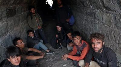 Türkiye'ye kaçan Afgan, drenaj tünelinde yaşıyor: Bitcoin işi kurmayı planlıyordum