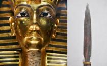 Tutankamon'un hançeri meteoritten yapılmış!