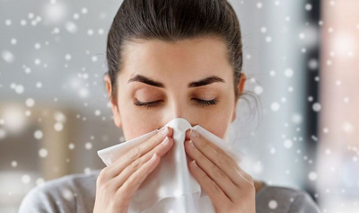 'Uzun süre evde kalmak solunum alerjilerinin artmasına neden oluyor'