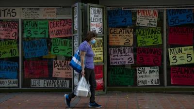 Venezuela, para biriminden altı sıfırı sildi