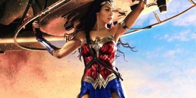 Wonder Woman 1984 filmi, Tenet'in rekorunu kırdı