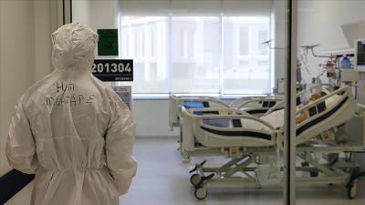 'Yoğun bakımdaki hastaların yüzde 95'i aşısız'