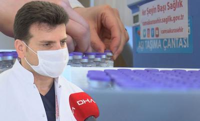 'Yoğun bakımlarda üçüncü dozunu yaptırmamış hastalar artıyor'